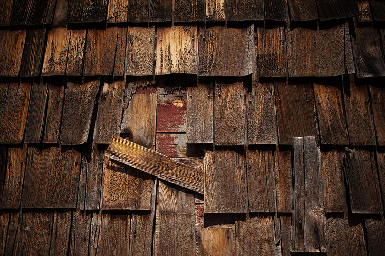 Texture of an old barn.