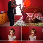 Simple Ideas for Happy Family Living – Punch Balloon Attack
