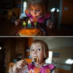 Ava Turns 5: Pancakes, Bubbles and Balloons