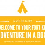 Adventure in a Box: Fort Building Kit