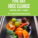 The Story of My 5 Day Juice Cleanse