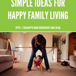 Simple Ideas for Happy Family Living – The Tickle Tunnel