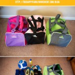 Simple Ideas for Organized Family Living – Soccer Bags