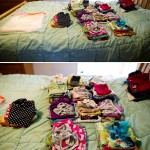 Simple Ideas for Happy Family Traveling – Clothing Bags