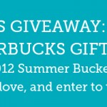 Summer Bucket List Challenge – 5/22/12 Giveaway