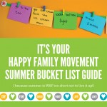 Summer Bucket List Challenge {an update}