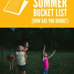 Lightning Bug Catching {summer bucket list}
