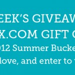 Summer Bucket List Challenge – Week 12 Giveaway