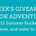 Summer Bucket List Challenge – Week 7 Giveaway