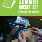 S'mores {summer bucket list}