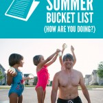 Water Balloon Fight {summer bucket list}