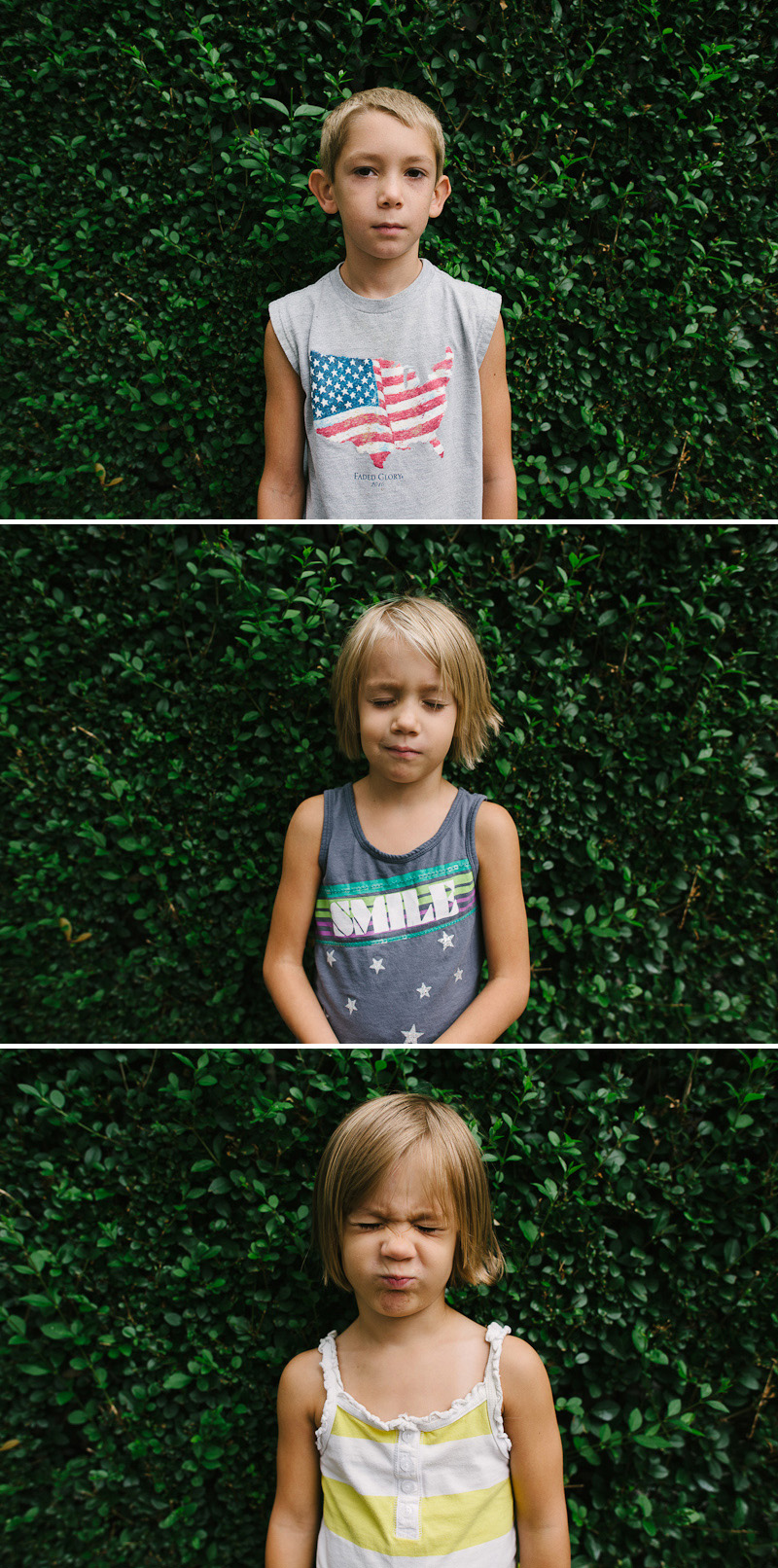 kids portraits in portland