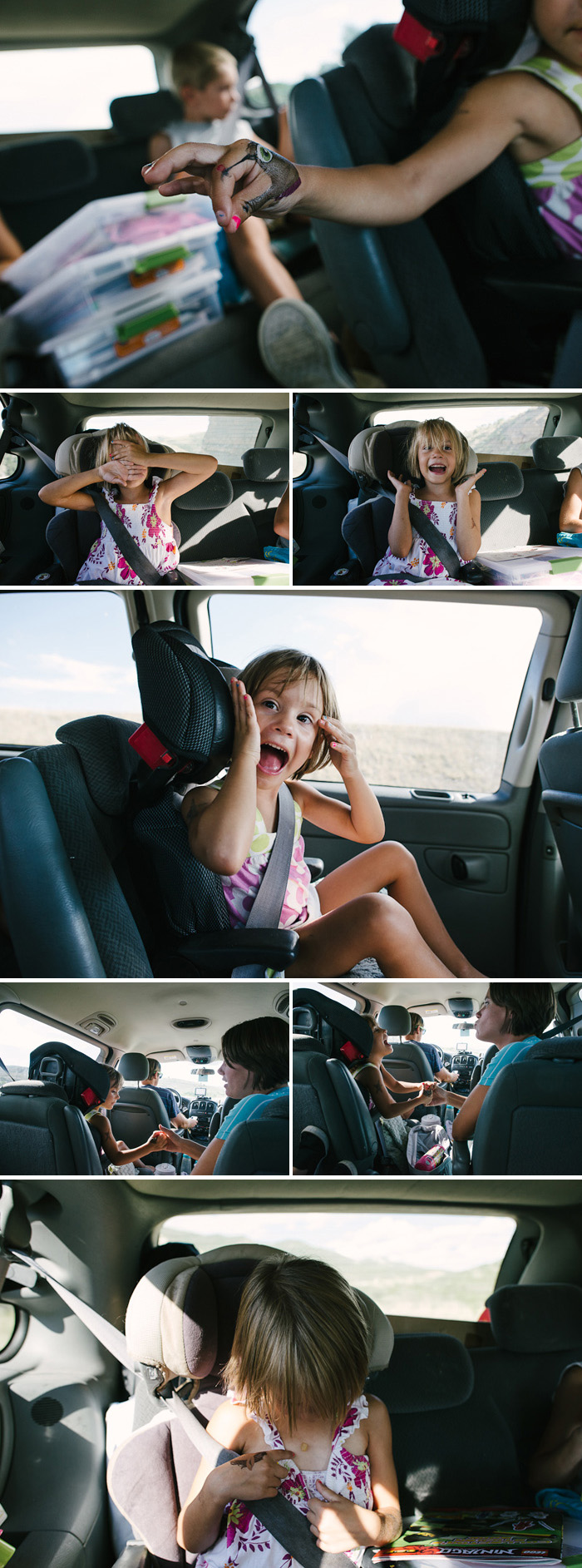family road trip inspiration