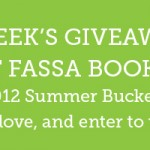 Summer Bucket List Challenge – Week 15 Giveaway