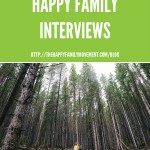 Happy Family Interview – the Wear family