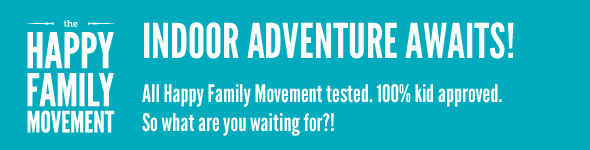 indoor adventure guide fun for families