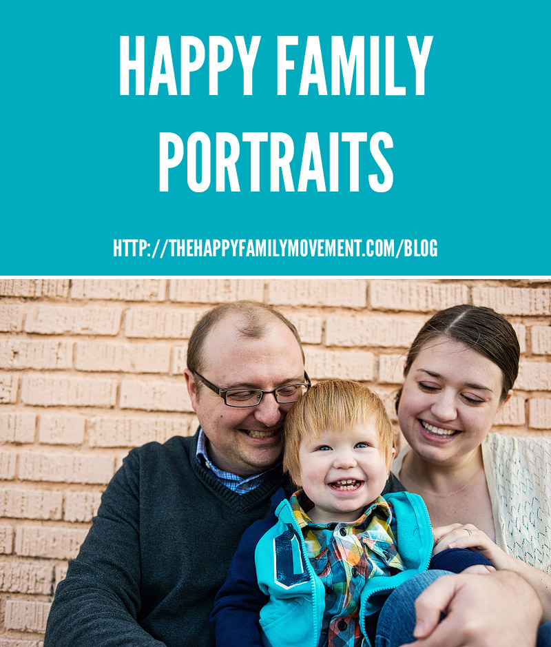 happy family portraits kansas city photographer