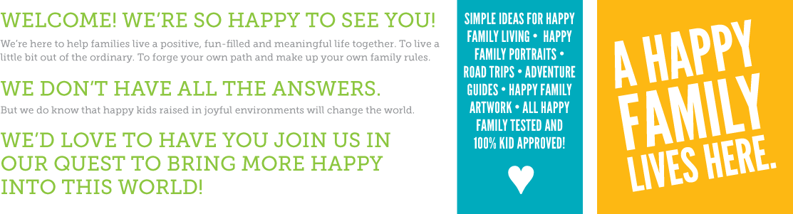 The  Happy Family Movement welcomes you