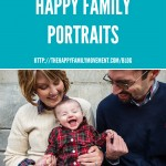 Happy Family Portraits – The Ruddell Family