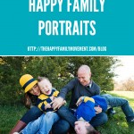 Happy Family Portraits – The Young Family