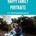 Happy Family Portraits – The Moore Family