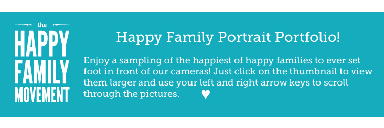 family portrait portfolio header
