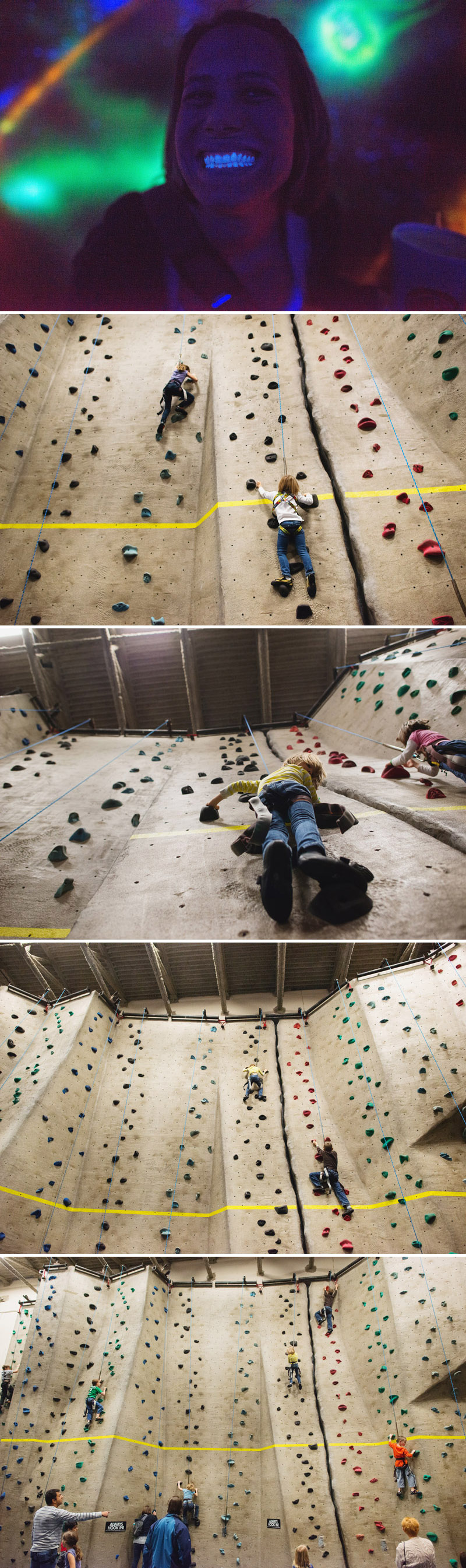 kids rock climbing in austin texas