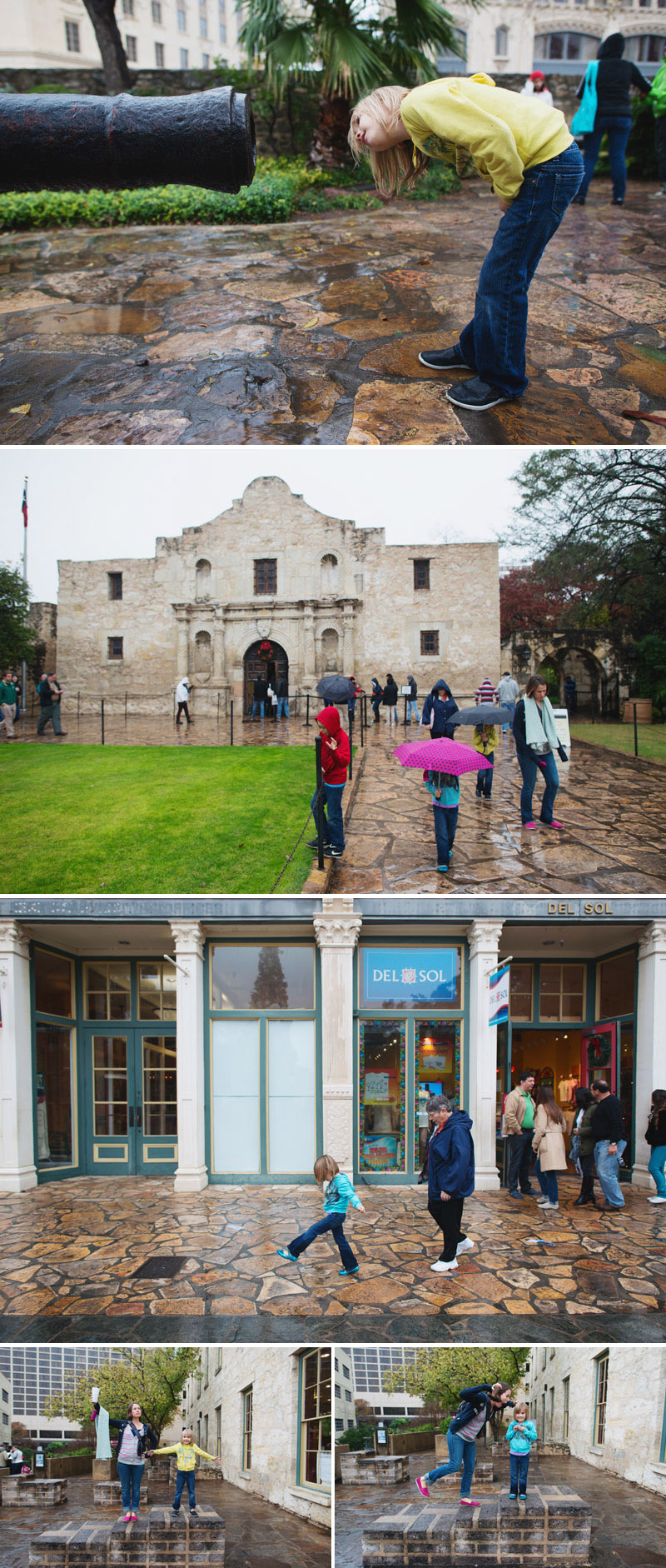 fun and adventure in san antonio rain