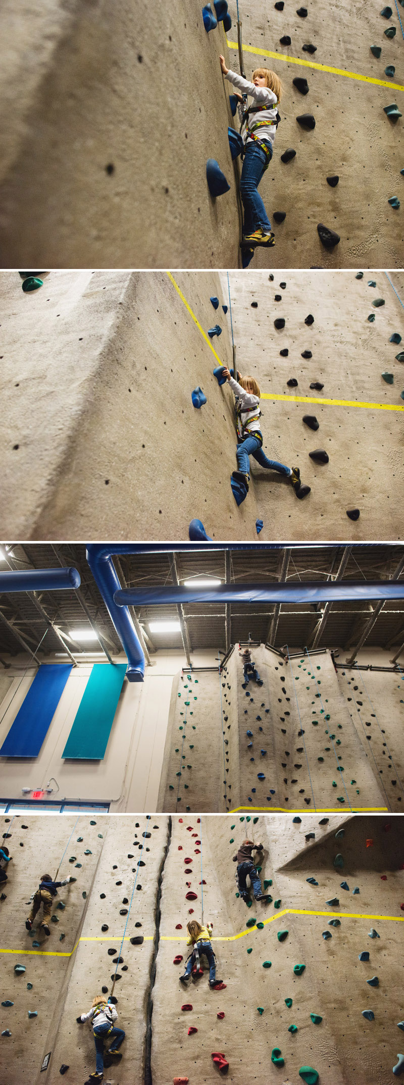 things to do with kids in austin rock climbing