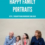 Happy Family Portraits: the Abrahamian Family