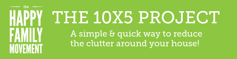10x5 project a simple and quick way to declutter your house