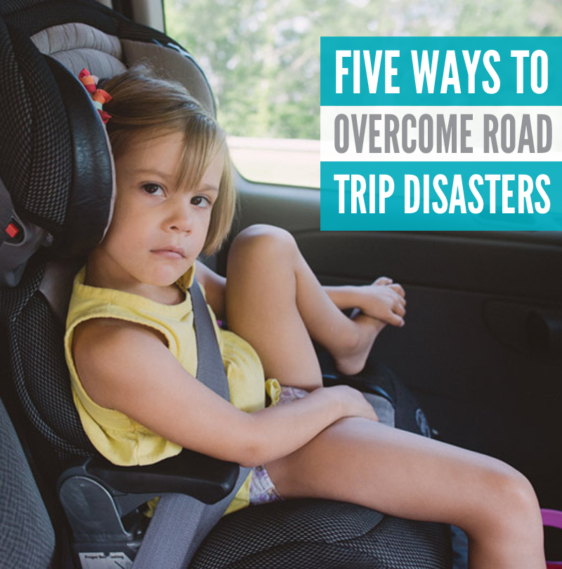 five ways to overcome road trip disasters