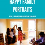 Happy Family Portraits – The Phillips Family