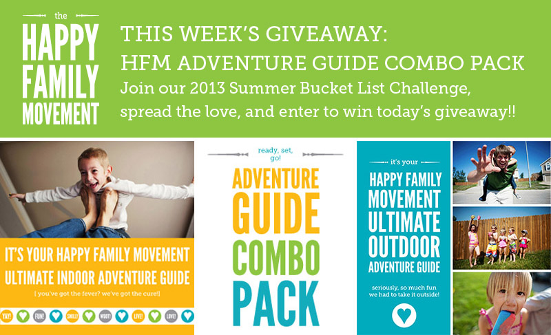 HFM adventure guide combo pack