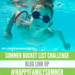 Summer Bucket List Challenge Blog Link Up