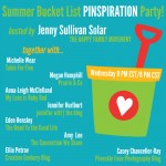 Summer Bucket List Pinspiration Party