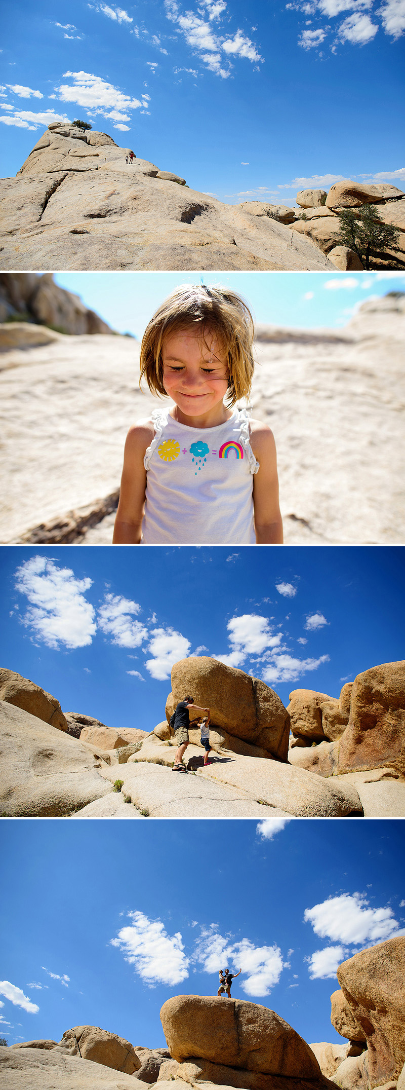 family fun in joshua tree national forest