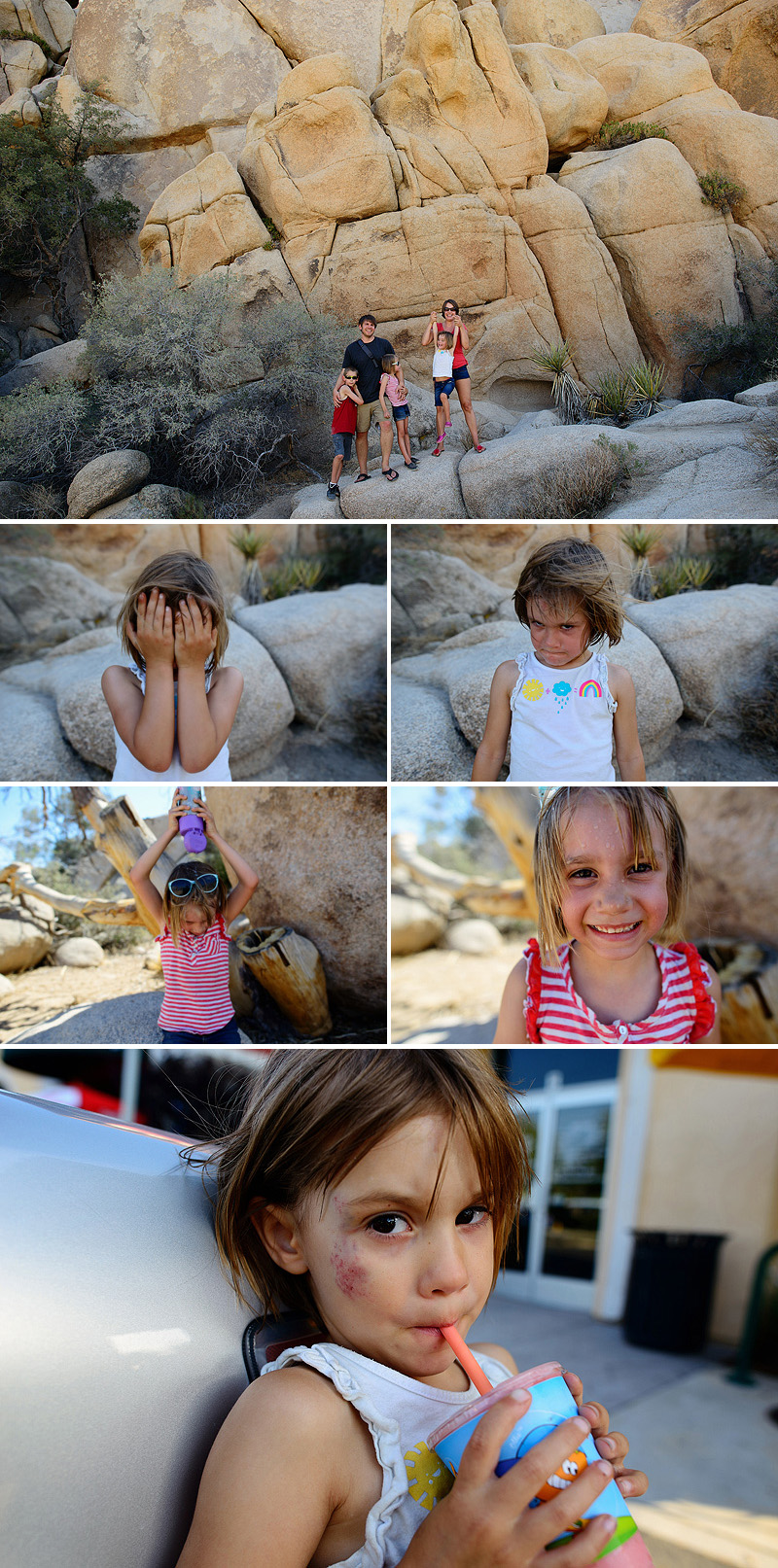 joshua tree national forest with kids