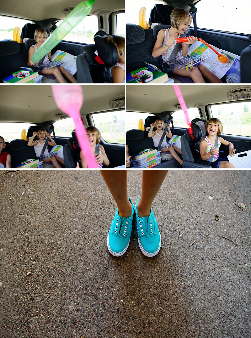 road trip fun balloon rockets