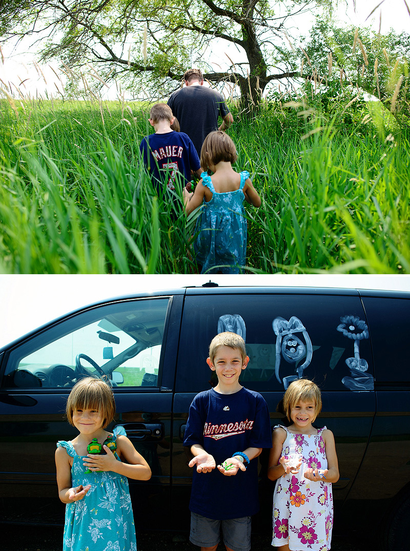 geocaching in minnesota with kids