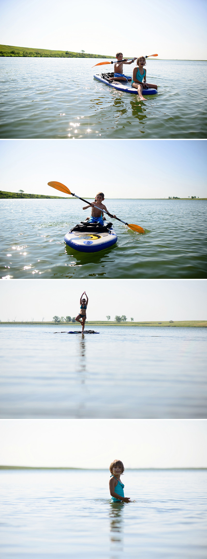 things to do in north dakota kayaking lake williams