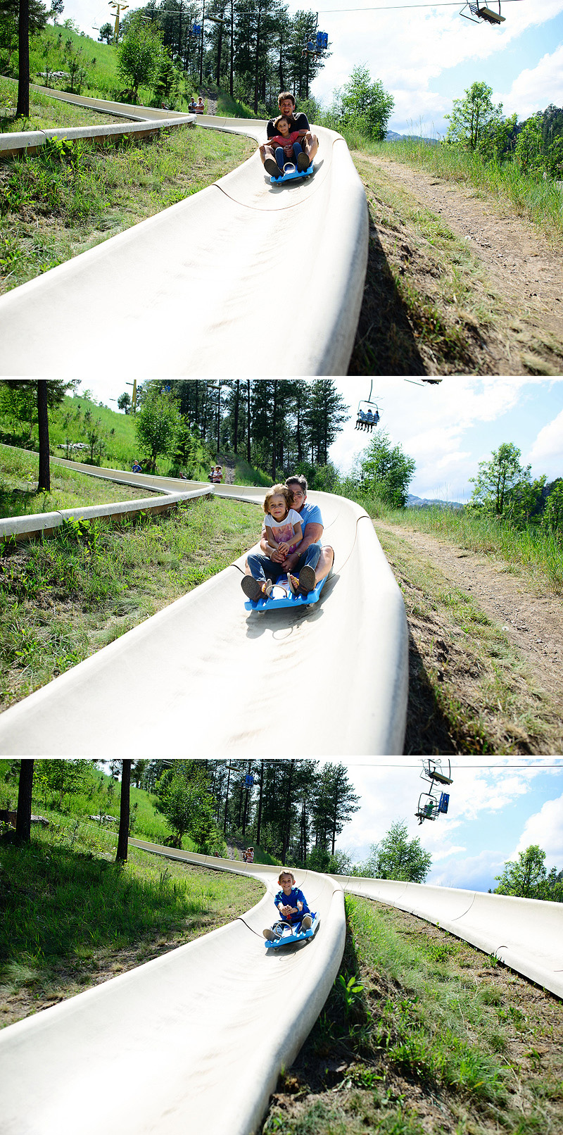 fun things to do with kids in keystone alpine slide