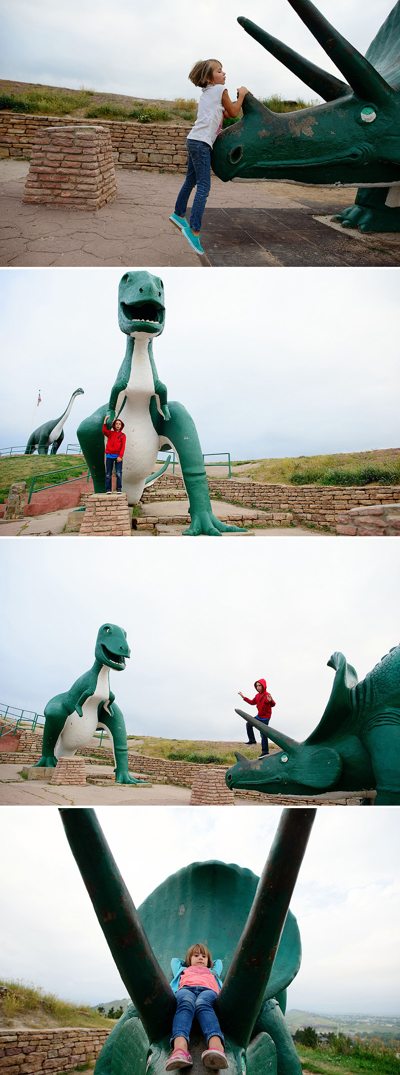 free things to do in rapid city dinosaur park