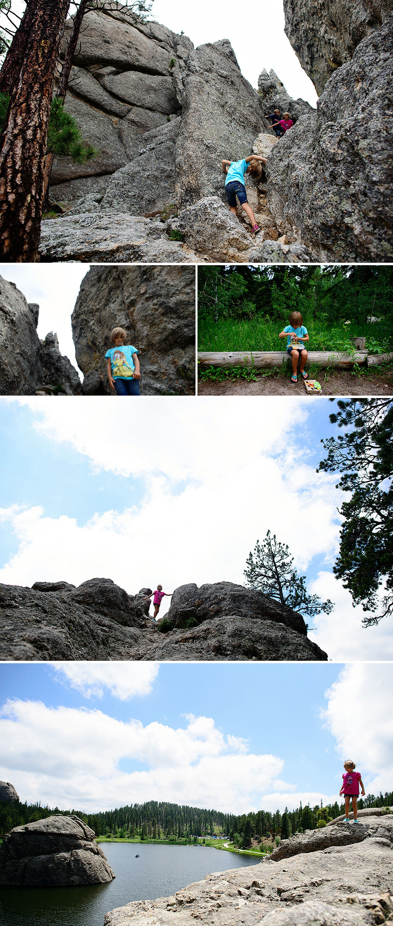 family hike in custer state park things to do in south dakota