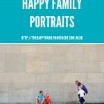 Happy Family Portraits – The Sykes Family