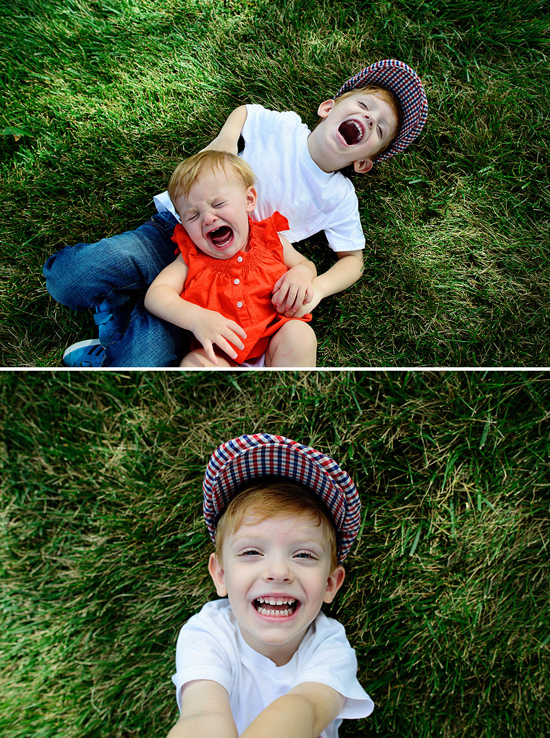 Fun portraits in Kansas City.