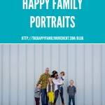 Happy Family Portraits – The Cheney Family