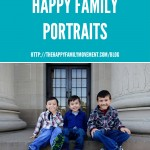 Happy Family Portraits – The Gilbert Boys