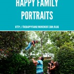 Happy Family Portraits – The Dent Family