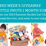 2014 Summer Bucket List Giveaway – Week 5